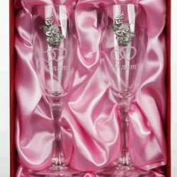 Оловянные бокалы - традиции  10 годовщины свадьбы