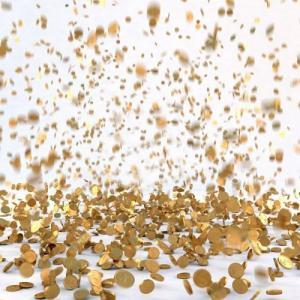 Обряд осыпание золотом