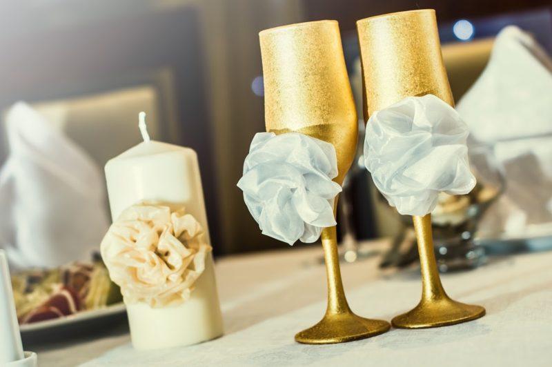 Традиции на золотую свадьбу